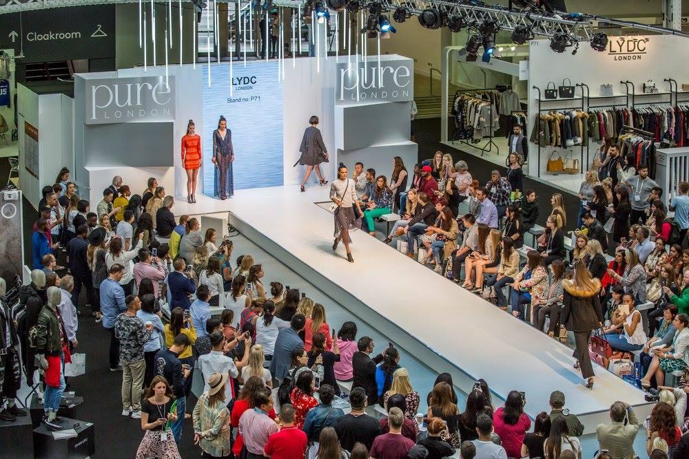 英国伦敦国际时尚服装服饰展会春季 Pure London