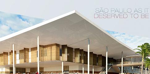 巴西圣保罗会展中心São Paulo Expo