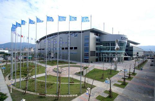 台北世界贸易中心南港展览馆TWTC Nangang