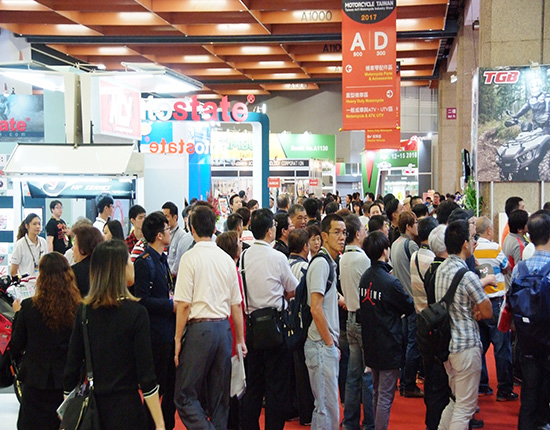 (线上展)台北国际汽车摩托车零配件展TAIPEI AMPA(联展)