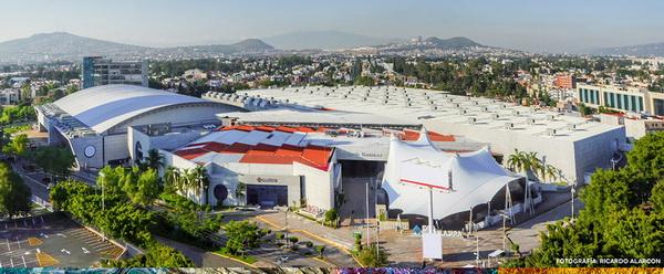 墨西哥瓜达拉哈拉会展中心Mexico guadalajara convention & exhibition center