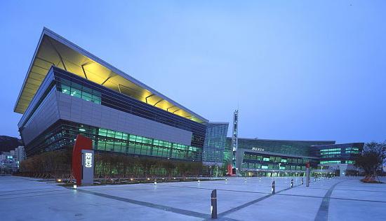 韩国釜山会展中心Busan Exhibition & Convention Center
