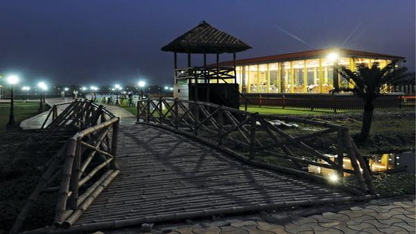 印度新城生态园New Town Eco Park
