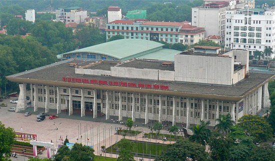河内友谊文化宫Friendship Cultural Palace