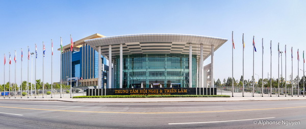 越南平阳会展中心Binh Duong Convention & Exhibition Center BCEC