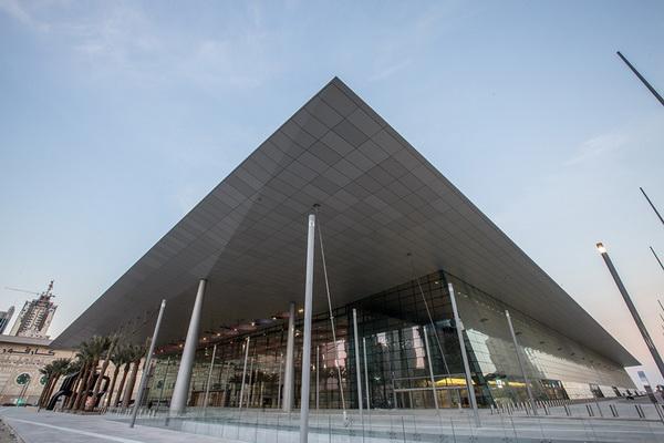 卡塔尔多哈会展中心Doha Exhibition and Convention Centre
