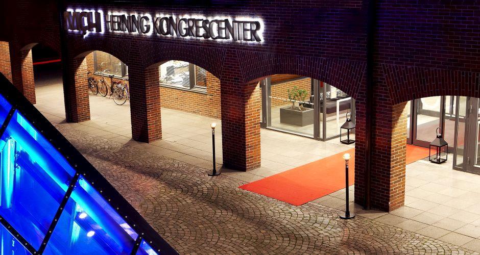 丹麦海宁国际会展中心 MCH Herning Kongrescenter