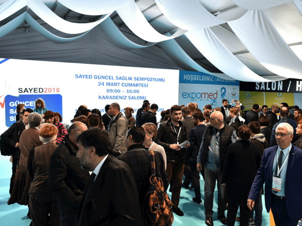 土耳其伊斯坦布尔国际医疗实验室展览会Expomed Eurasia