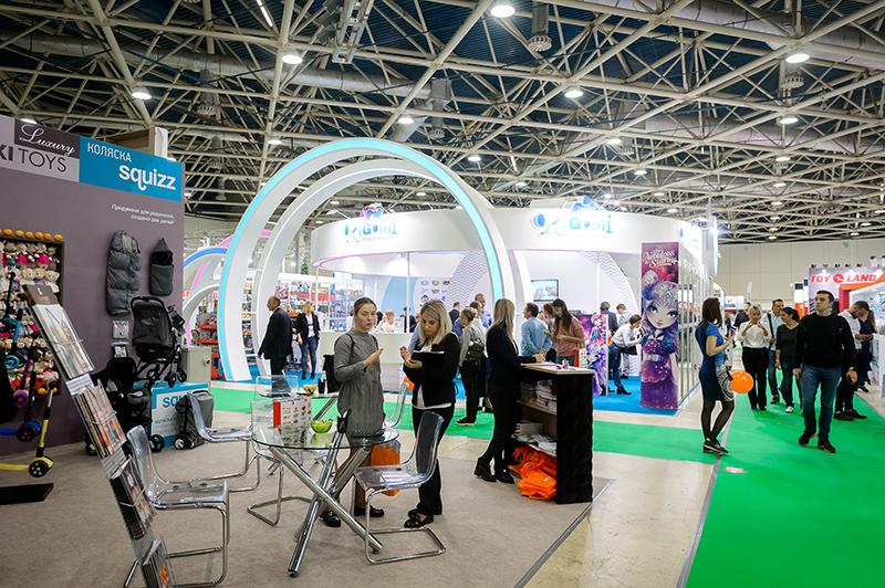 俄罗斯莫斯科国际婴童用品及幼教展览会Mir Detstva