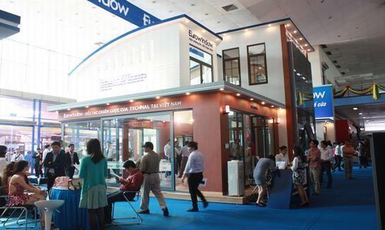 越南胡志明国际建筑建材展会VietBuild HCMC