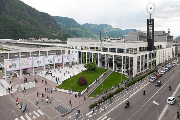意大利博尔扎诺展览中心Bolzano Fair Exhibition Cente