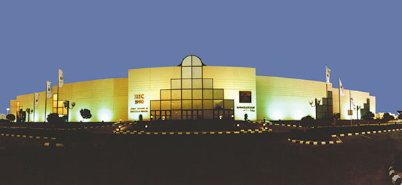 吉达会展中心Jeddah Centre for Forums & Events