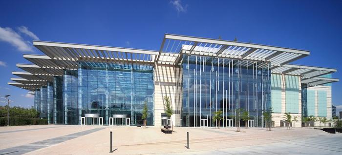 安卡拉ATO国际会展中心Congresium Ankara ATO International Convention & Exhibition Centre