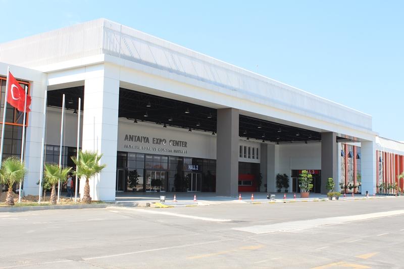 安塔利亚博览中心Antalya Expo Center