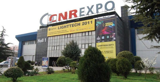伊斯坦布尔CNR博览中心CNR Expo Center Istanbul