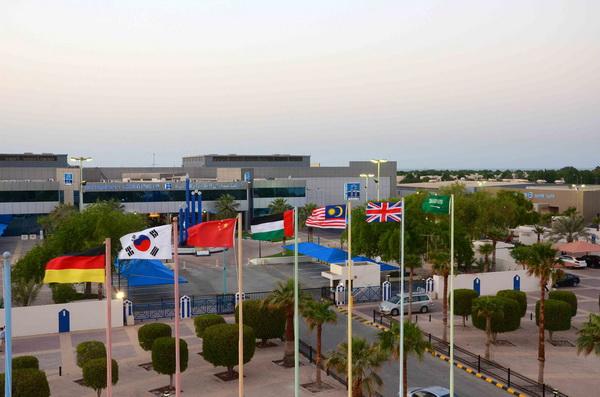 达兰博览中心Dhahran Expo