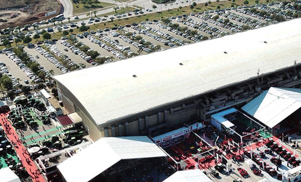 阿达纳国际会展和会议中心Tüyap Adana International Fair and Congress Center