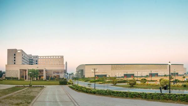 印度斋普尔会展中心Jaipur convention center