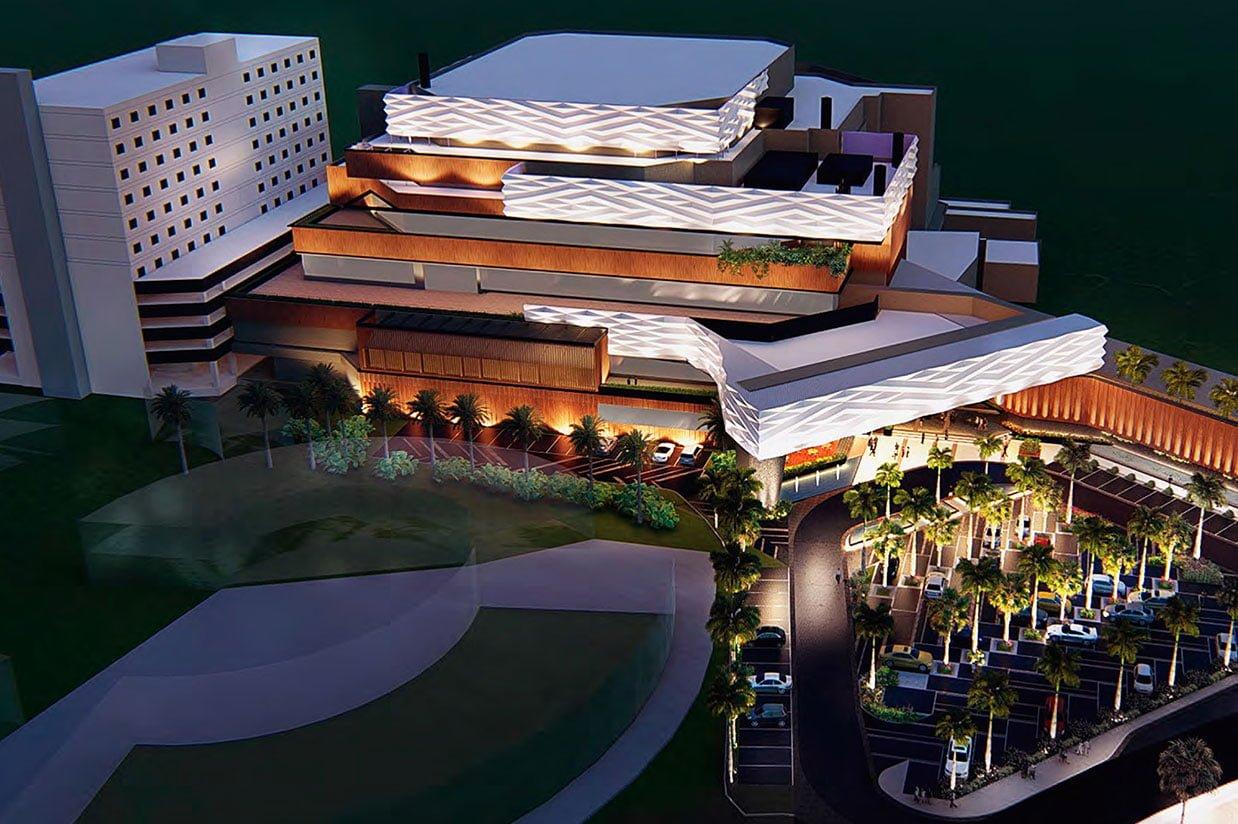 坎昆国际会议中心Cancun ICC