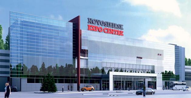 俄罗斯新西伯利亚会展中心 Novosibirsk Expo centre
