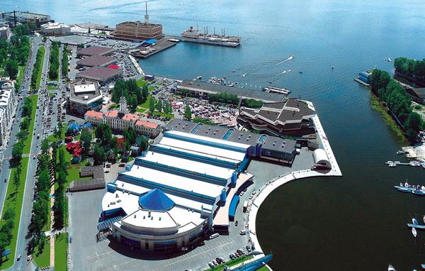 俄罗斯圣彼得堡 Lenexpo会展中心 Lenexpo Exhibition Complex