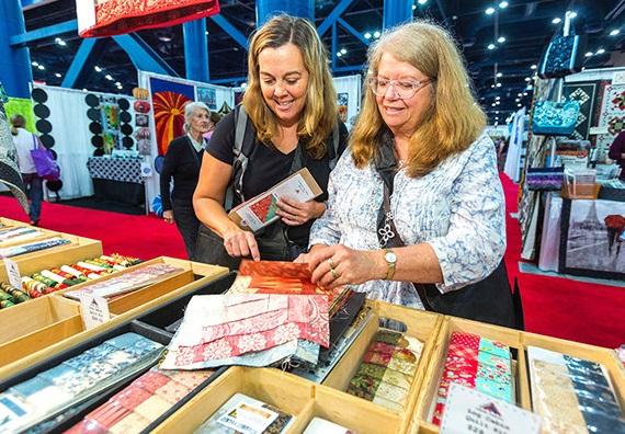 美国休斯敦国际地毯被子展览会 Quilt Festival Houston
