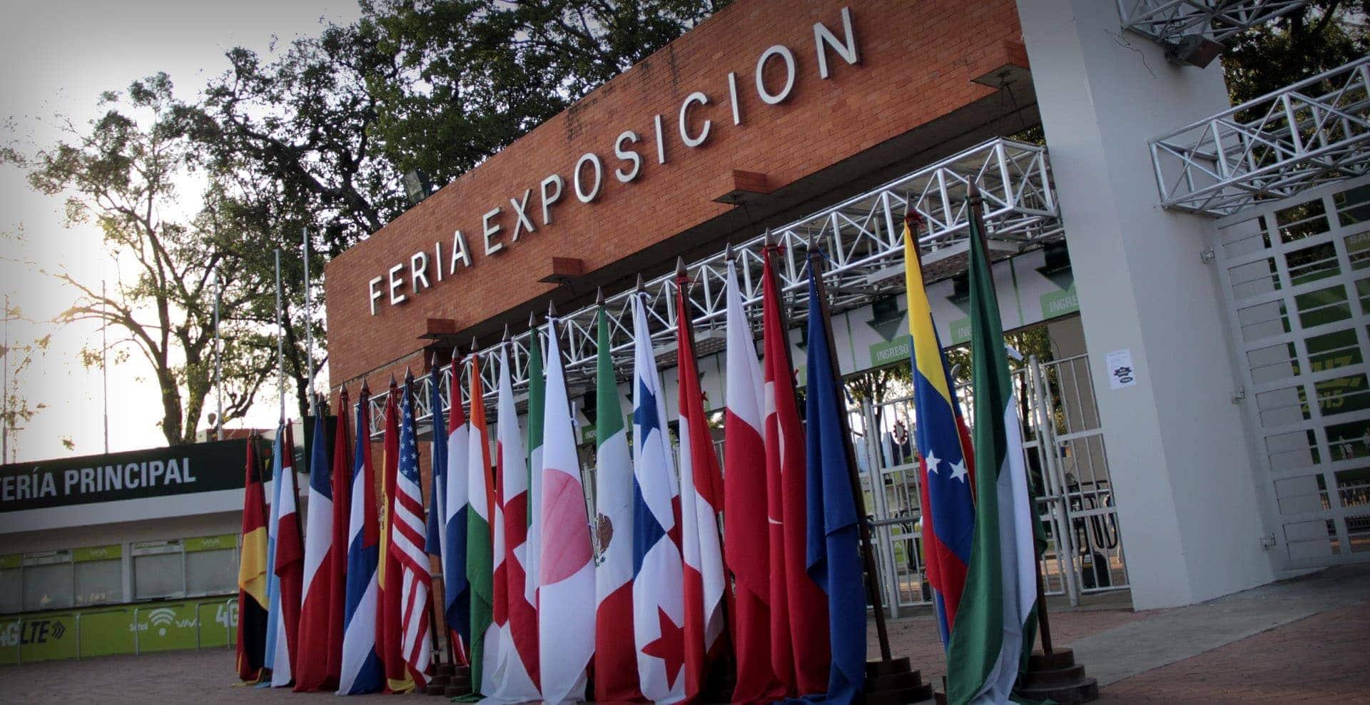 玻利维亚圣克鲁斯Fexpocruz国际会议中心Fexpocruz - Santa Cruz Exhibition Fair