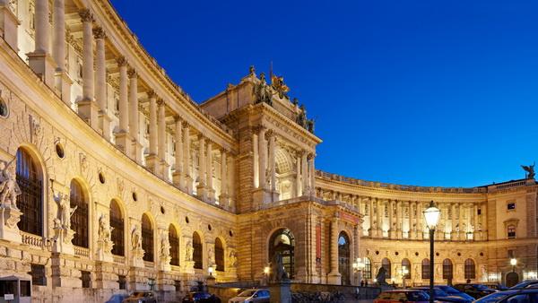 奥地利霍夫堡宫会议中心Hofburg Congress Center