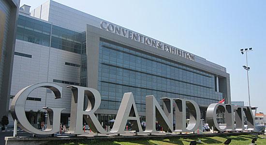 印尼泗水GrandCityConvex会议中心