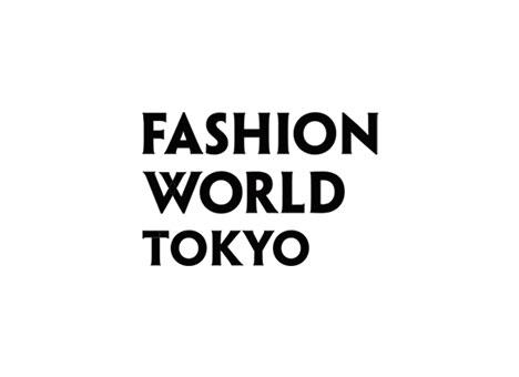 日本东京国际服装服饰展览会春季FASHION WORLD 2020