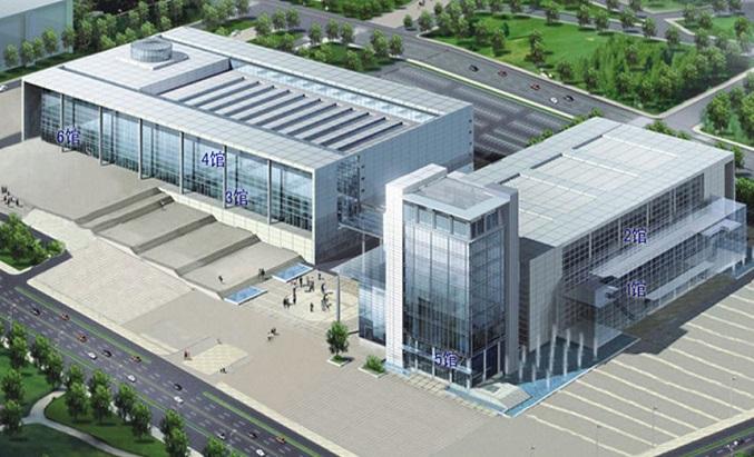 青岛国际会展中心Qingdao International Convention Center