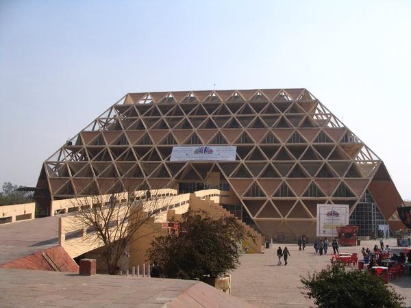 印度新德里麦丹会展中心Pragati Maidan