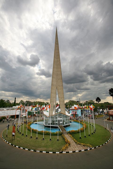 津巴布韦国际贸易展览馆Zimbabwe International Trade Fair