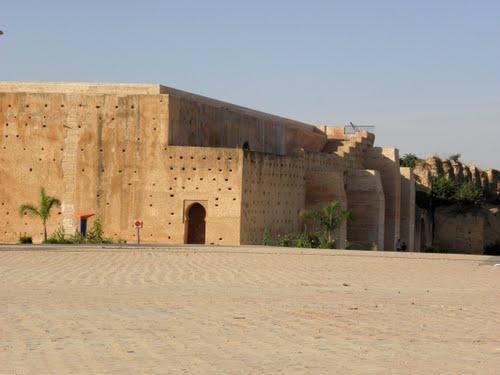 摩洛哥梅克内斯阿格达尔Sahrij Souani古城Agdal Sahrij Souani  Meknès