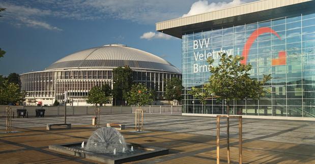 捷克布尔诺展览中心Brno Exhibition Centre