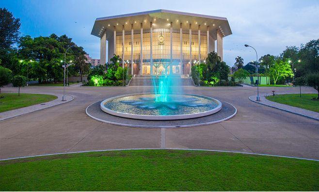 斯里兰卡班达拉奈克纪念国际会议厅BMICH