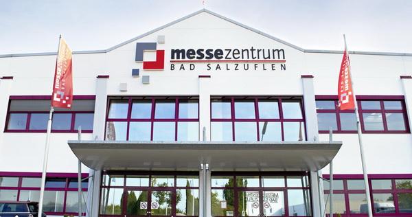 德国巴特萨尔茨乌夫伦会展中心Messe zentrum Bad Salzuflen