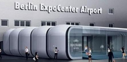德国柏林机场会展中心Berlin Expo Center Airport BECA