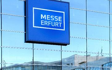 德国爱尔福特会展中心Messe Erfurt