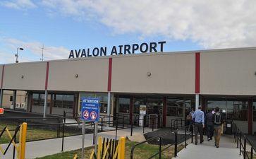 澳大利亚墨尔本阿瓦隆机场Australia avallone Airport
