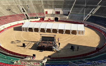 法国贝济耶会展中心Palais des congrès de Béziers