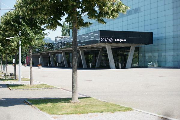 瑞士伯尔尼展览馆BernExpo