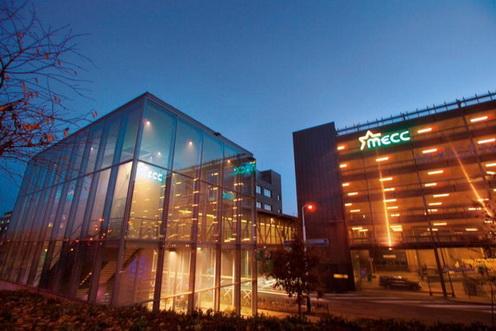 荷兰马斯特里赫特会展中心MECC