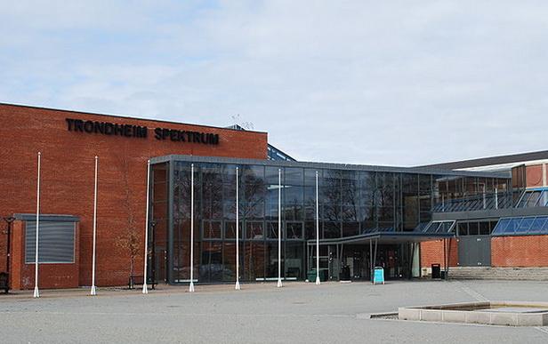 挪威特隆赫姆Trondheim Spektrum