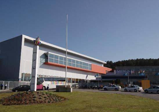 西班牙维戈展览中心 Instituto Ferial de Vigo IFEVI