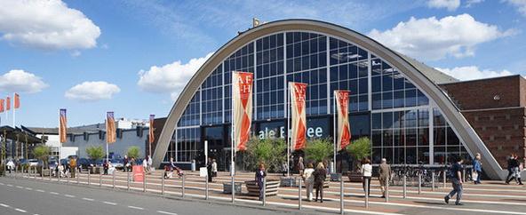 荷兰海尔托亨博斯会议中心Brabanthallen's-Hertogenbosch