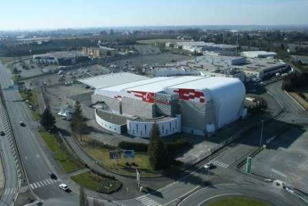 法国昂热会展中心Angers Expo Congrès