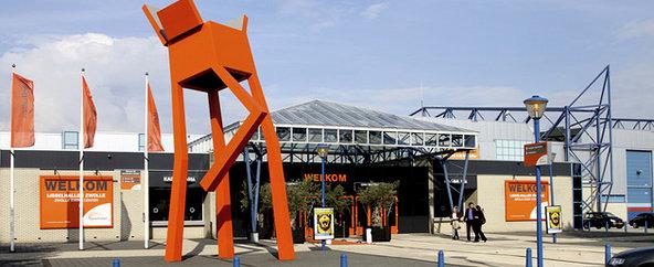 荷兰兹沃勒IJsselhallen 会展中心IJsselhallen Zwolle