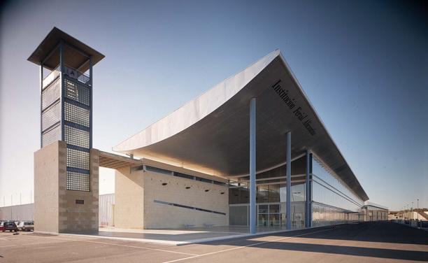 西班牙阿利坎特展览中心Institción Ferial Alicantina IFA