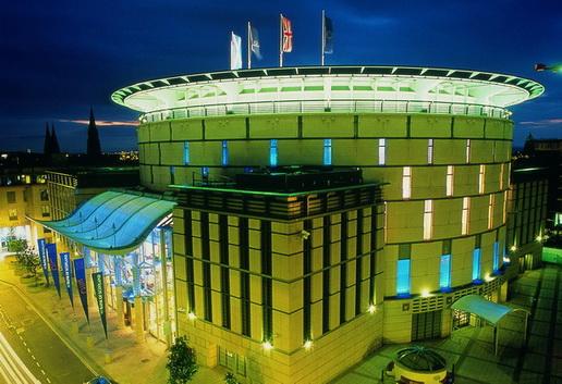 英国爱丁堡国际会议中心EICC